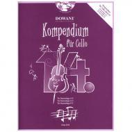 Kompendium für Cello - Band 14 (+ 2 CD's)