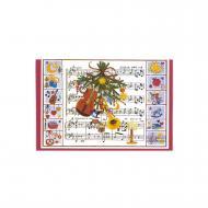 Grußkarte Weihnachtsoratorium