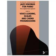 Terefenko, D.: Jazz Voicings – The Complete Linear Approach Band 2
