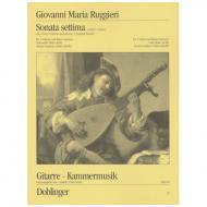 Ruggieri, G. M.: Sonata settima a-Moll Op. 3