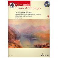 Romantic Piano Anthology – Band 3 (+CD)