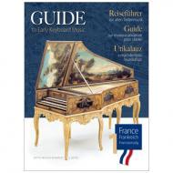 Reiseführer zur alten Tastenmusik Frankreich 1