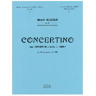 Büsser, H.: Concertino Op. 80