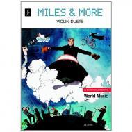 Igudesman, A.: Miles & More – Violin Duets