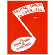 Aaron, M.: Klavierschule Heft 2