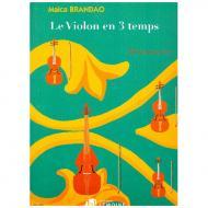 Brandao, M.: Le violon en 3 temps – Renaissance