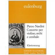 Nardini, P.: Violinkonzert G-Dur