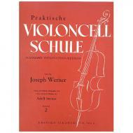 Werner, J.: Praktische Violoncell-Schule Band 2