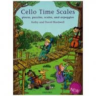 Blackwell, K. & D.: Cello Time Scales
