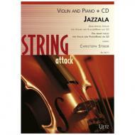 Stibor, Chr.: Jazzala (+CD)