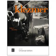Strauss, D./Bern, A.: Klezmer Duets