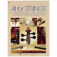All for Strings Book 1