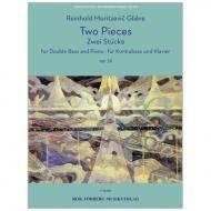Glière, R.: 2 Stücke Op. 32 Prélude – Scherzo