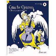 Cellos for Christmas (+Online Audio)