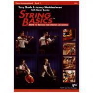 String Basics Band 1 – Klavierbegleitung