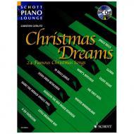 Schott Piano Lounge – Christmas Dreams (+CD)