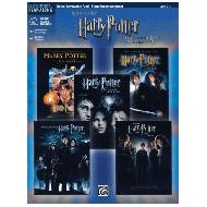 Harry Potter Movies 1-5 (+Online Audio)