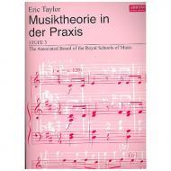 Taylor, E.: Musiktheorie in der Praxis Stufe 3