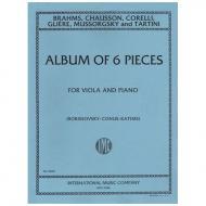 Album of 6 Pieces »Collection of Classics«