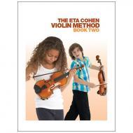 The Eta Cohen Violin Method Book 2