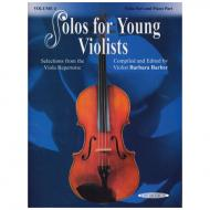 Solos for Young Violists Vol. 4