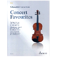 Birtel, W. / Rohde, H. (Hrsg.): Concert Favourites