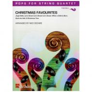 Pops for String Quartet – Christmas Favourites