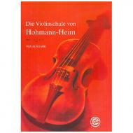 Hohmann, H./Heim, E.: Violinschule Band 3