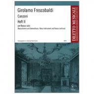 Frescobaldi, G.: Canzonen Band 2