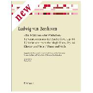 Beethoven, L. v.: Ein Mädchen oder Weibchen – 12 Variationen Op. 66