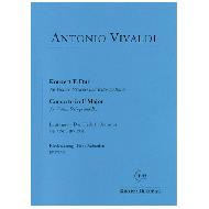 Vivaldi, A.: Violinkonzert F-Dur Op. 8 Nr. 3 (RV 293) – Der Herbst