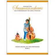 Sassmannshaus: Früher Anfang auf dem Kontrabass Band 1