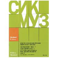 Schostakowitsch, D.: Violinkonzert Nr. 1 Op. 77 (1947/48)
