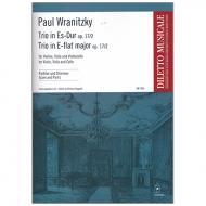 Wranitzky, P.: Trio Op.17/2 Es-Dur