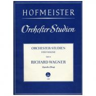Ring, H. / Spindler, F.: Orchesterstudien Heft 15: Wagner – Lohengrin, Parsifal