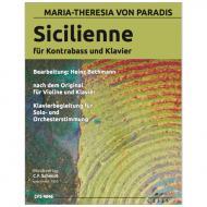 Paradis, M.-Th. v.: Sicilienne