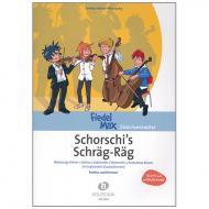 Holzer-Rhomberg, A.: Schorchi's Schräg Rag