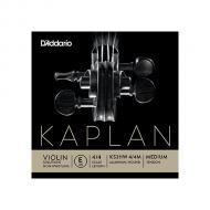SOLUTIONS corde violon Mi de Kaplan