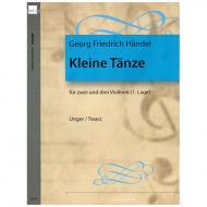 Händel, G. F.: Kleine Tänze