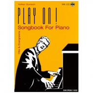 Play on – Songbook for Piano (+CD)