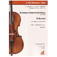 Dall'Abaco, G. C. : 35 Sonaten für Violoncello und B. c. - Band 5 (ABV 40-46)