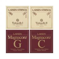MAGNACORE cello string SET by Larsen