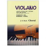 Bach, J. S.: Choral aus BWV 147