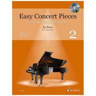 Twelsiek, M. / Mohrs, R.: Easy Concert Pieces – Leichte Konzertstücke (+CD) Bd. 2