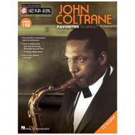 John Coltrane Favorites (+CD)