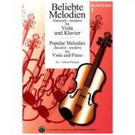 Beliebte Melodien: klassisch bis modern Band 1
