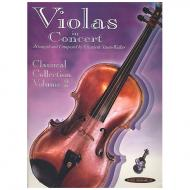 Violas in Concert - Classical Collection Band 2