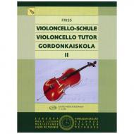 Friss, A.: Schule für Violoncello Band 2