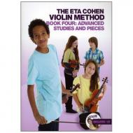 The Eta Cohen Violin Method Book 4 (+CD)
