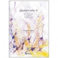 Homs, J.: Quartett Nr.6